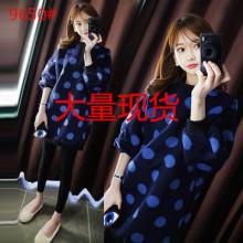 新款韩版显瘦长袖打底裙子冬季女装加绒加厚毛呢连衣裙