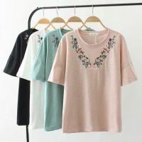 绣花T恤4401