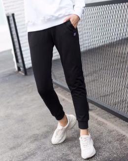 斐乐小标抠兜男裤