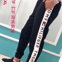 太竹节棉印花TMOMY男裤