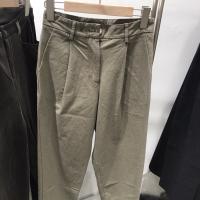 原单绿工装裤