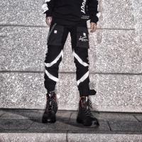 工装束脚裤