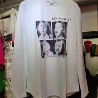 Mylovelyt恤衫