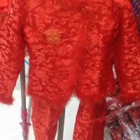 红棉衣棉裤