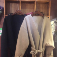 MaxCo羊绒短款外套