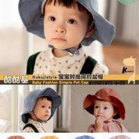 酷基韩版盆帽