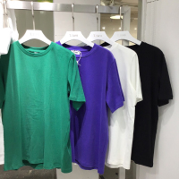纯色短袖T恤