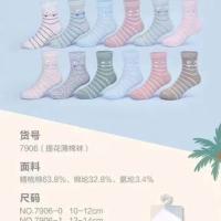七巧板童袜