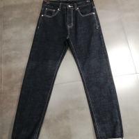 8179男式修身直筒裤