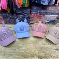 B字鹿角棒球帽