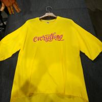 男式阔版T恤