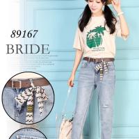 89167女式牛仔裤