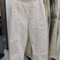 全棉洗水裤