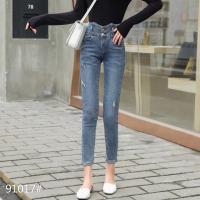91017女式牛仔裤