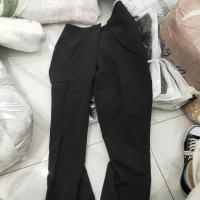 黑色西装裤
