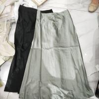 两色半身裙