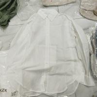白色防晒服