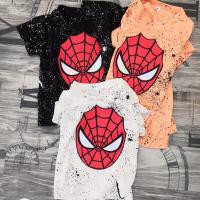 欣帅宝蜘蛛短袖