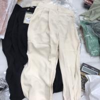 萝卜西装裤