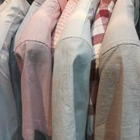 杂款短袖衬衫
