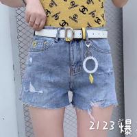2123女式短裤