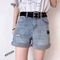 89358女式牛仔短裤
