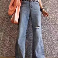 8075女式阔腿裤