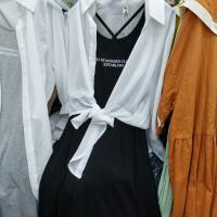 字母裙两件套