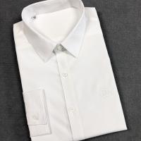 双G刺绣长衬衫