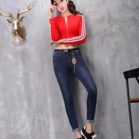 89558女式跨裤