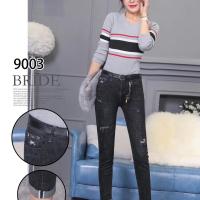 9003女式小脚裤