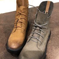欧版马丁靴