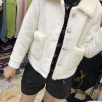 嘉美特毛呢外套