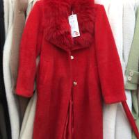 狐貍毛大衣