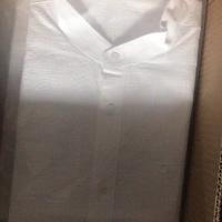 立领刺绣短袖