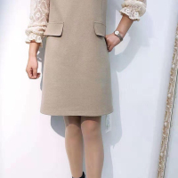 春款连衣裙