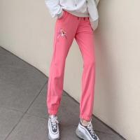 粉红豹女裤