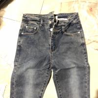 春款牛仔裤
