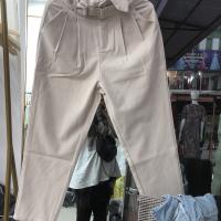 夏款西装裤