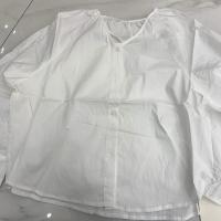 帛然家白衬衣