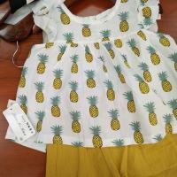 时尚童装菠萝