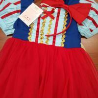 小懒猫白雪公主连衣裙