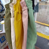 背带休闲裤