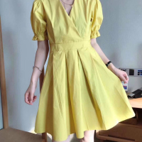 1985棉布连衣裙