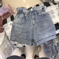 夏装牛仔短裤