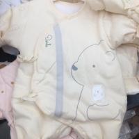 猪仔夹棉哈衣2136