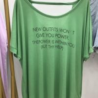 夏装短袖T