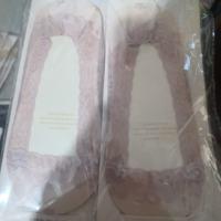 康丽蕾丝船型隐形袜