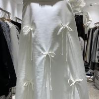 蝴蝶结半裙