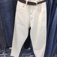 薄款哈伦裤